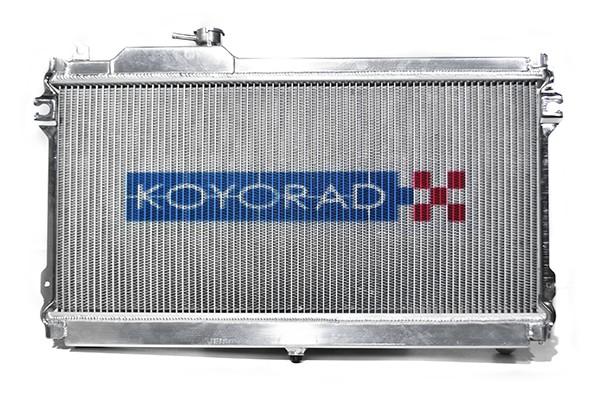 Honda Civic Delsol 92 00 Koyo Full Size Race Radiator 53mm