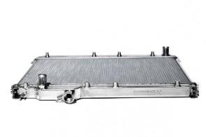 Isuzu D-Max Koyo Alu Radiator 25mm KS052084