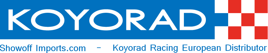 Koyorad Racing - Official EU Master Distributor